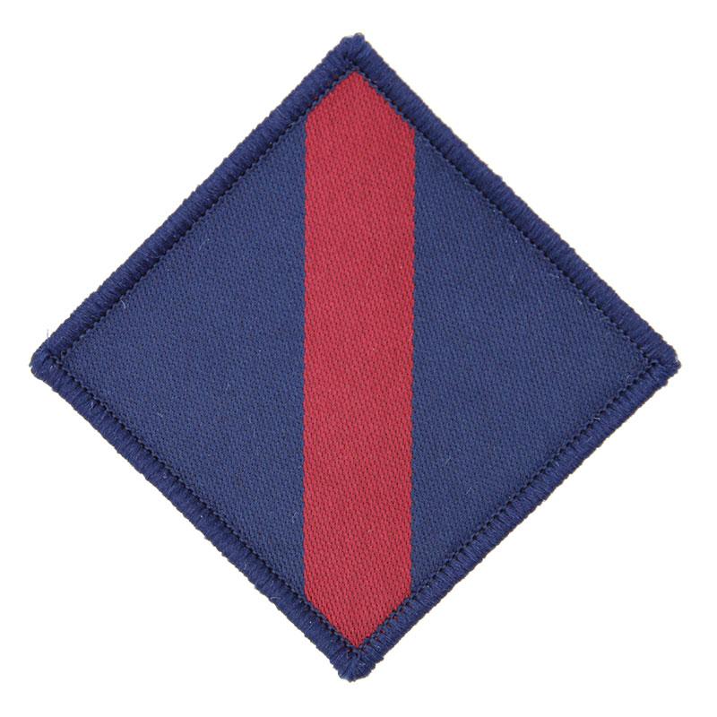 DZ FLASH 821 SQN RE BRITISH ARMY FLASH PATCH